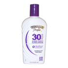 30 Plus Sheer Touch Sunscreen Lotion by Hawaiian Tropic