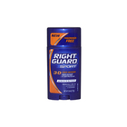 Sport 3-D Odor Defense Antiperspirant & Deodorant Invisible Solid Unscented by Right Guard