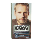 Brush-In Color Gel Mustache-Beard & Sideburns Light Brown # M-25 by Just For Men
