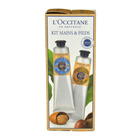 L'Occitane Hand & Foot Kit - Dry Skin by L'Occitane