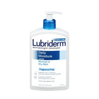 Daily Moisture Lotion for Normal to Dry Fragrance Free by Lubriderm